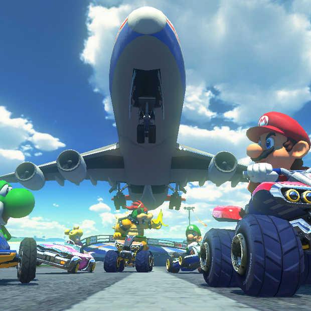 Kwartaalcijfers Nintendo: verlies, ondanks Mario Kart 8
