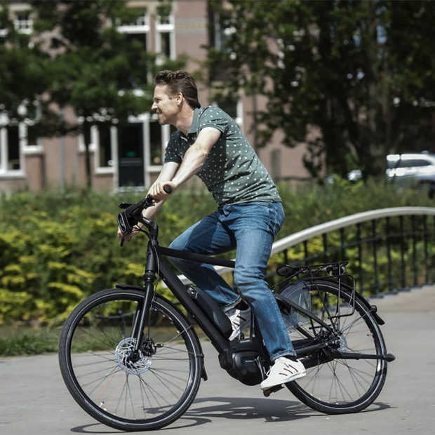 Kymco luistert naar consument en komt met Nederlandse e-bike