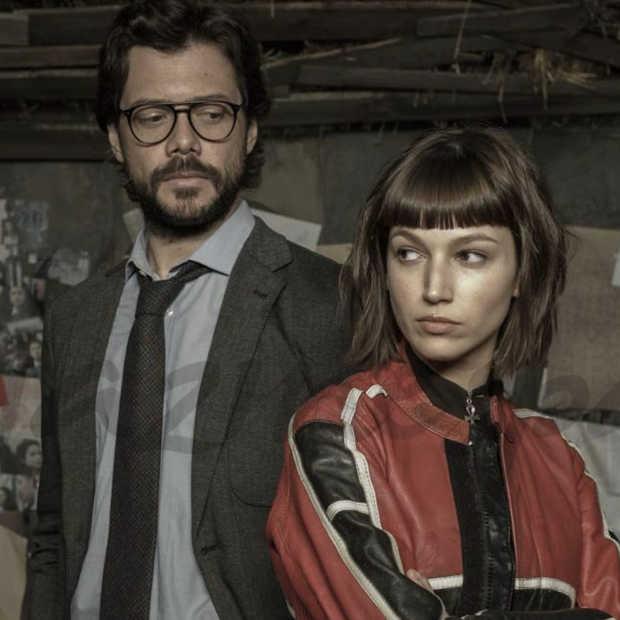 La Casa del Papel seizoen 2 op Netflix