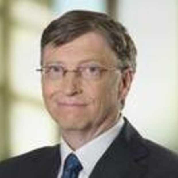 Laatste werkdag voor Bill bij Microsoft