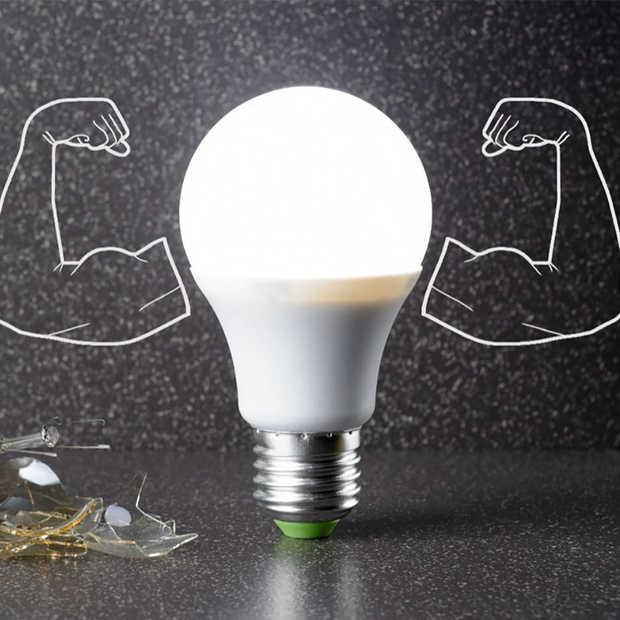 2018: we moeten allemaal aan de LED-lamp!