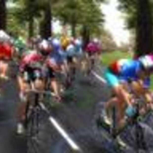 Lance Armstrong wint niet de Tour de France