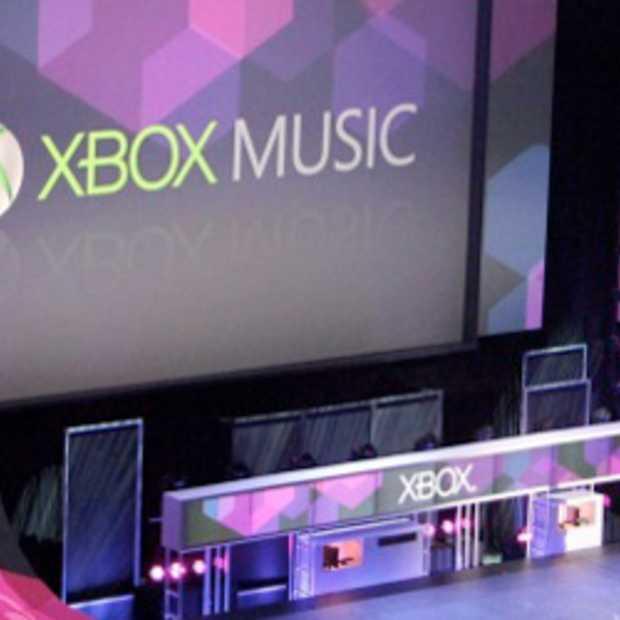 Lanceert Microsoft Xbox Music gelijk met Windows 8?