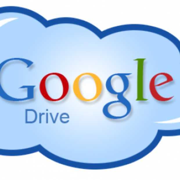 """Lancering Google Drive gepland voor volgende week dinsdag"""