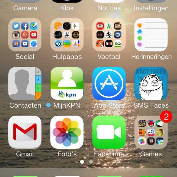 Lancering van #iOS7 wat is jouw ervaring?