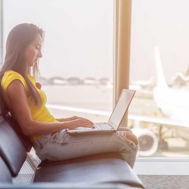 Het laptopverbod voor vliegreizen naar de VS is (nu) van de baan