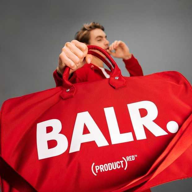 BALR. werkt voor het tweede jaar op rij samen met (RED)