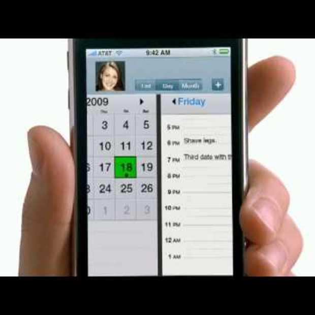 App for That, iPhone fake commerical