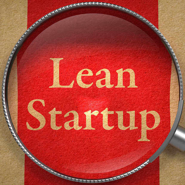 Eric Ries, auteur van The Lean Startup, spreekt voor het eerst in Nederland