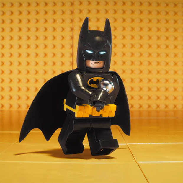 Eerste teaser trailer: The LEGO Batman Movie