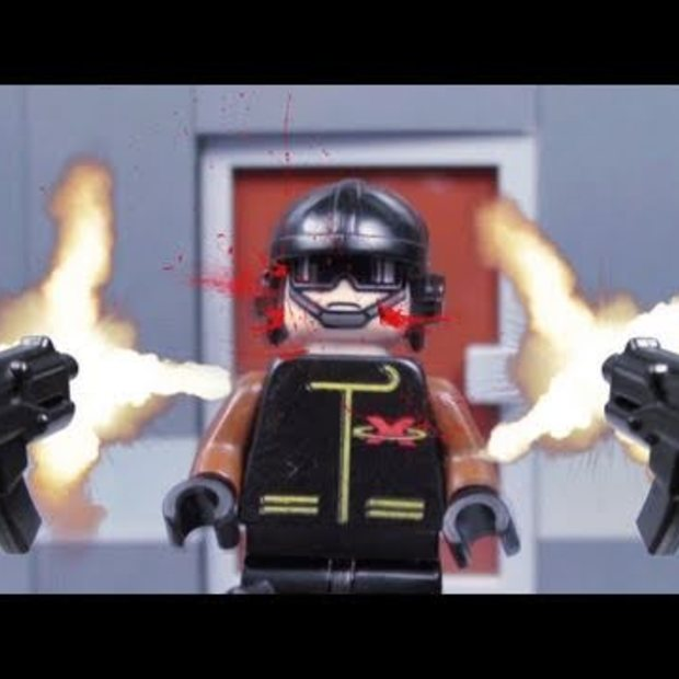 Call of Duty: Lego Black Ops known as Black Blocks