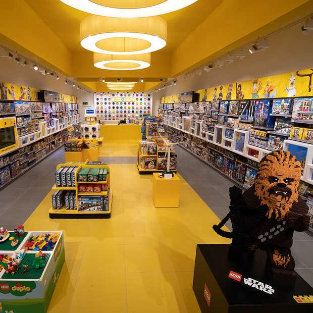 Amsterdam én Utrecht krijgen eerste officiële LEGO-winkels