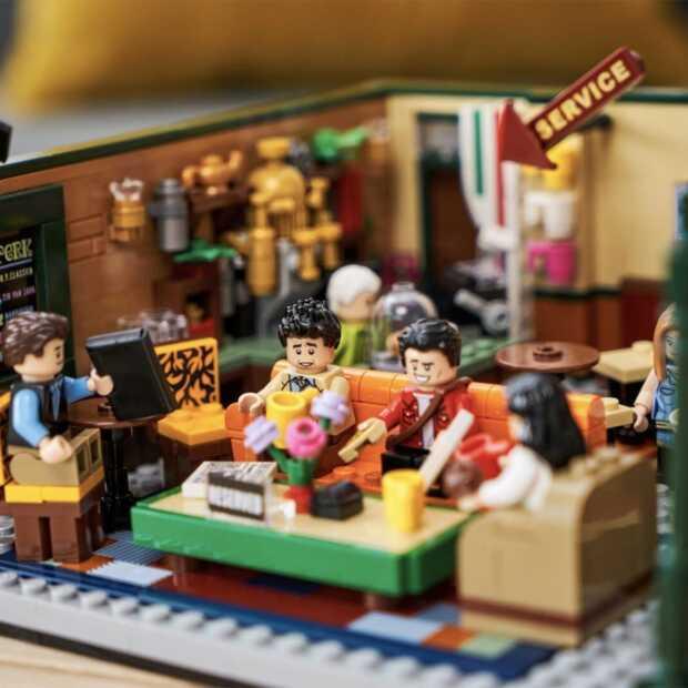 LEGO brengt vrije tijd Nederlanders in kaart