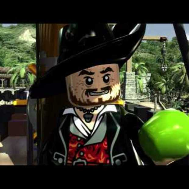 LEGO Pirates of the Caribean gameplay