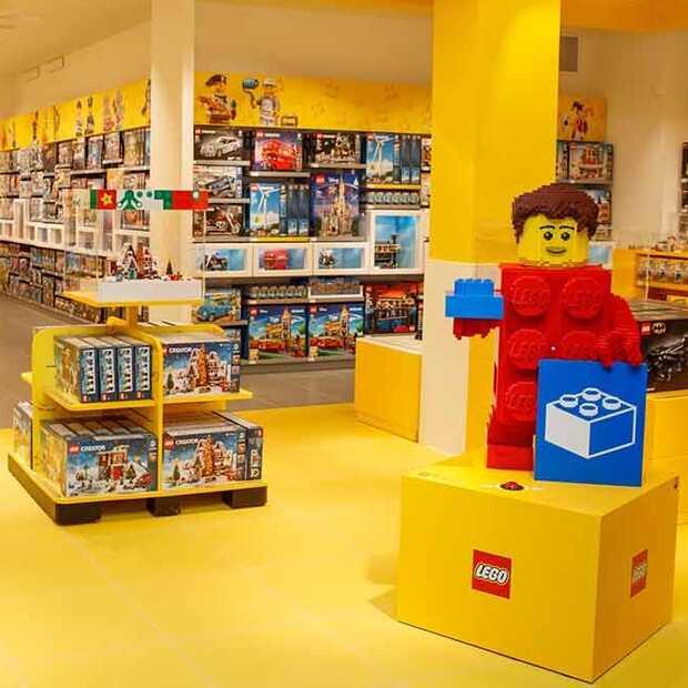 Nieuwe LEGO Store Leidschendam, opening in voorjaar 2021