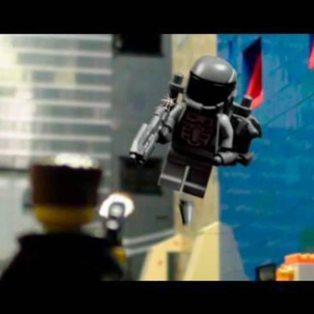 Lego Street Shootout