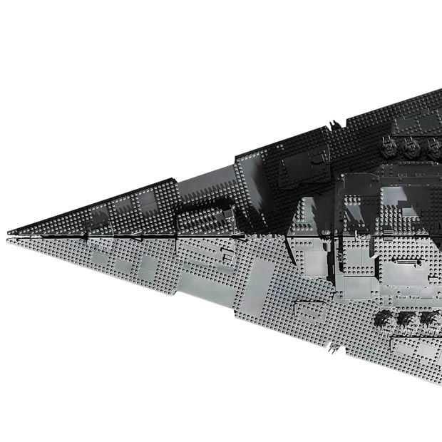 Star Wars-fans opgelet: LEGO komt met nieuwe Imperial Star Destroyer