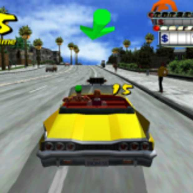 Lek: Dreamcast games op Live Arcade