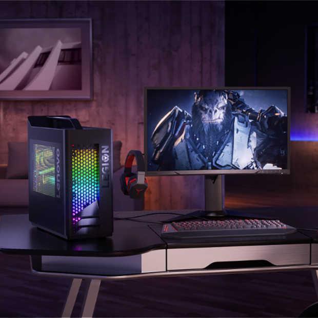 E3 2018: Lenovo komt met zestal nieuwe gaming laptops, towers en cubes