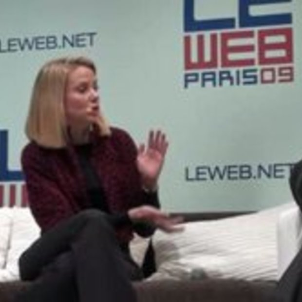 LeWeb '09: Marissa Mayer