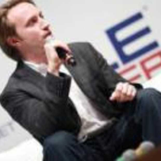 LeWeb: Chad Hurley stapt in Formule 1