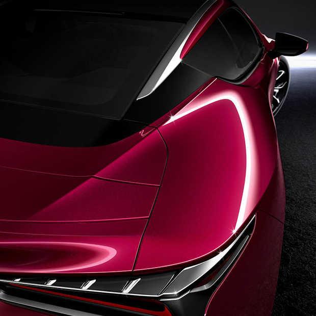 Must see: Lexus onthult de Lexus LC 500