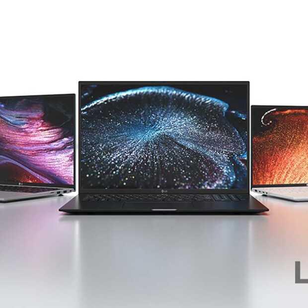 LG gram: nieuwe laptops met de focus op draagbaarheid