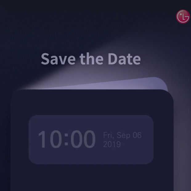 Brengt LG een smartphone uit met drie schermen?