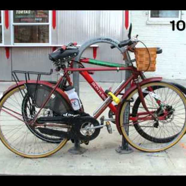 365 days in the life of a bike in NYC #timelapse