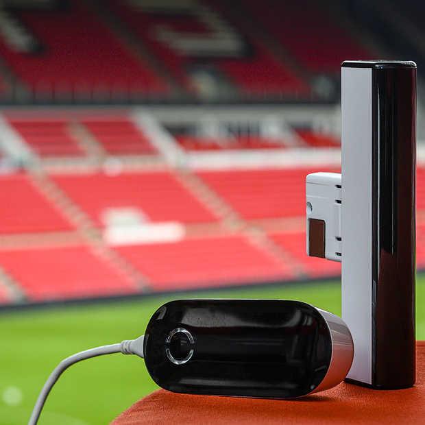 Signify zorgt voor snelle en veilige LiFi bij PSV