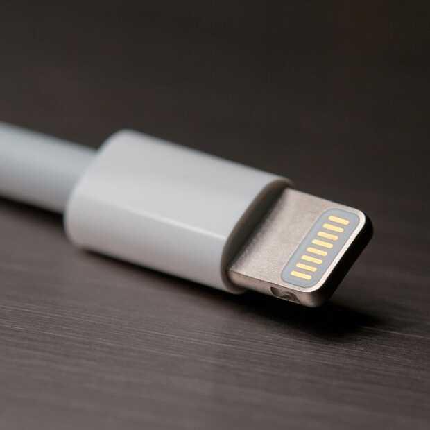 """""""iPhones gaan de komende tijd niet over naar USB-C"""""""