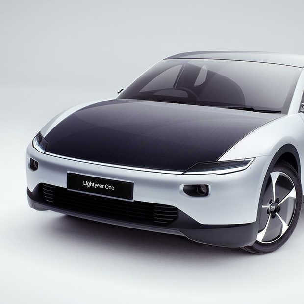 Lightyear One: een auto op zonne-energie voor lange afstanden