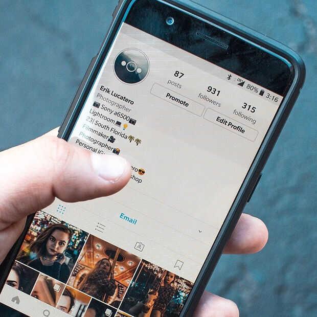 Hey, is het tijd voor een Instagram-pauze?