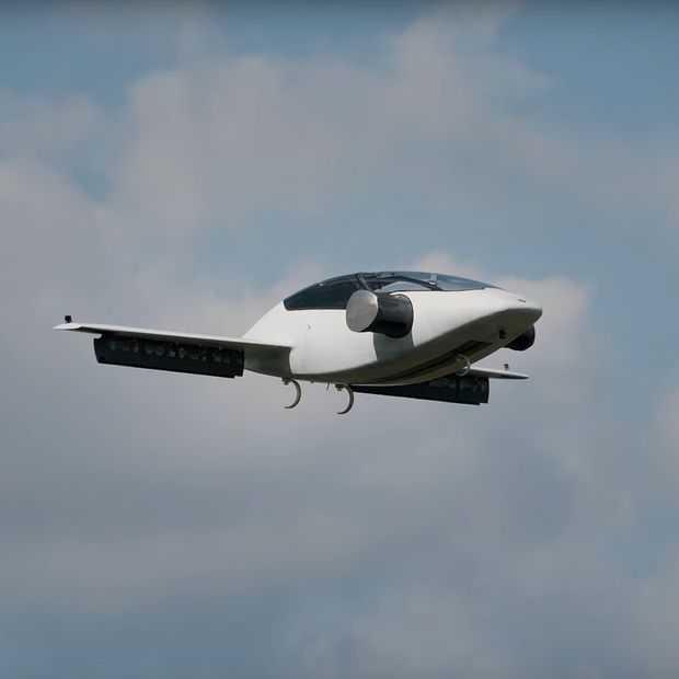 Vliegende auto uit Duitsland is deze maand testfase in gegaan