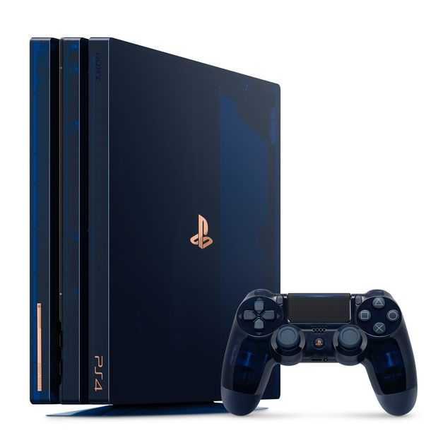 Doorzichtige limited edition Playstation 4 Pro is heel mooi
