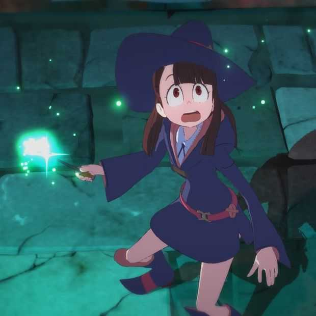 Little Witch Academia: Chamber of Time verspilt je tijd