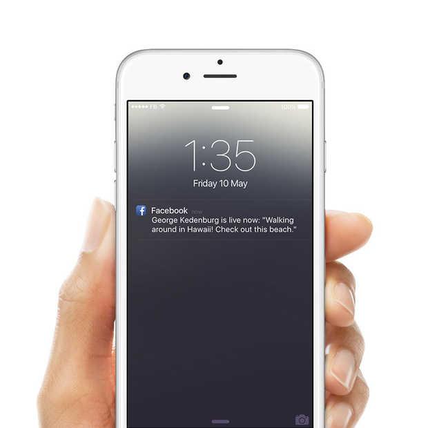 Live video notificaties op Facebook nu uit te zetten!