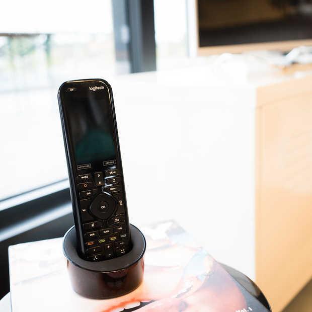 Maak je smart home compleet met de nieuwe Logitech Harmony Elite universele afstandsbediening