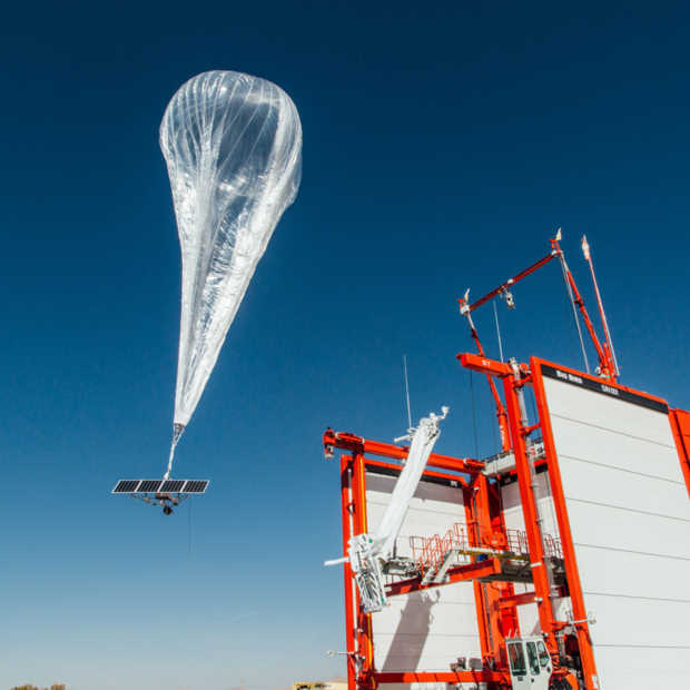 Google project 'Loon' staat voor cruciale test