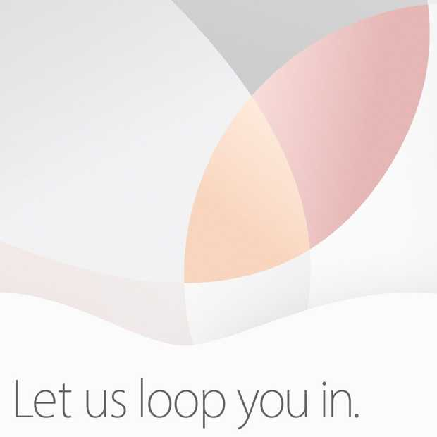 Apple nodigt media uit voor een event op 21 maart
