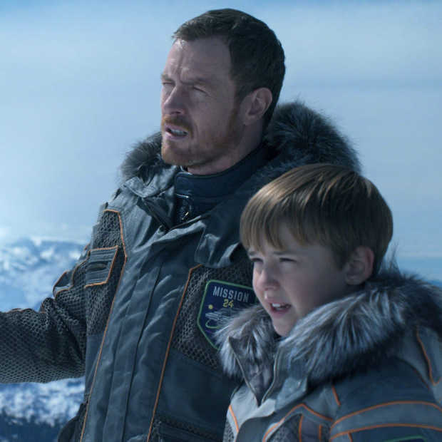 Netflix Lost in Space 'remake' van de sci-fi serie over de familie Robinson