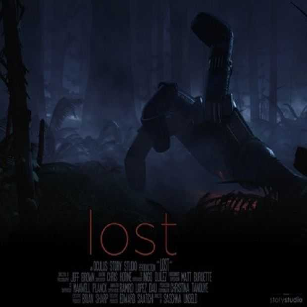Lost is de eerste virtual reality-film van Story Studio