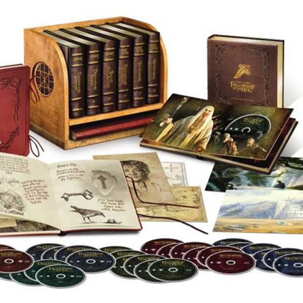De ultieme Lord of the Rings Box Set kost $800