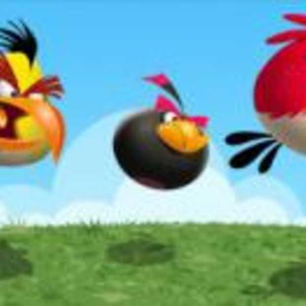 Low end versie van Angry Birds voor Android in de maak