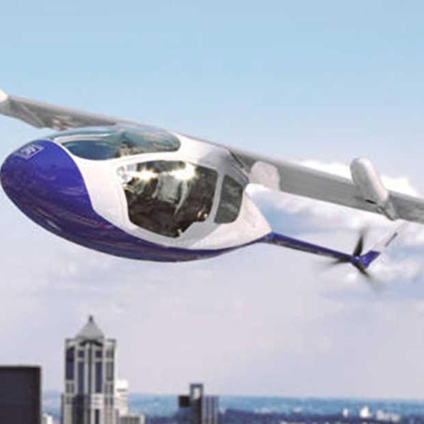 Rolls-Royce werkt aan vliegende taxi