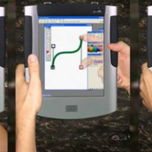 Lucid touch: handsfree interface van Microsoft