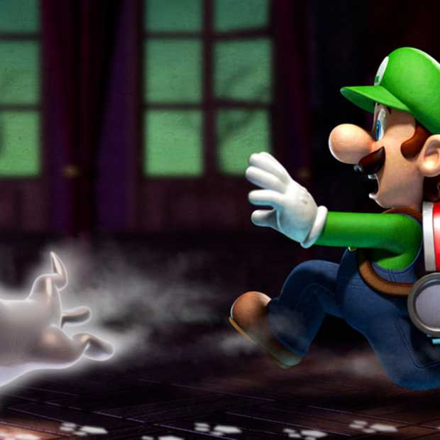 Luigi's Mansion 2: sympathiek spokenjagen