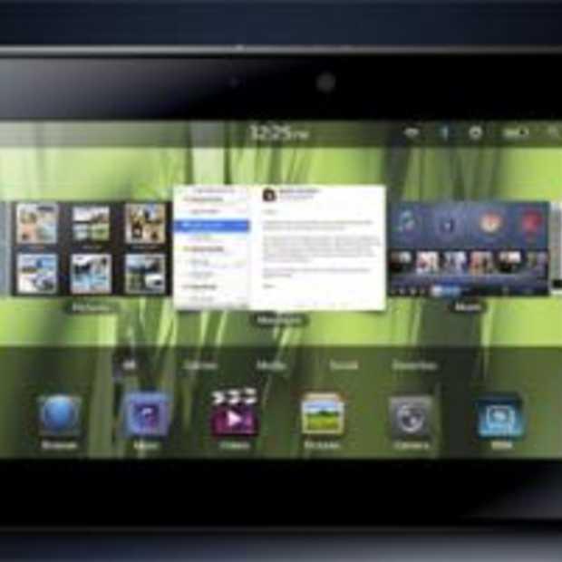 Maak kans op gratis Playbook tijdens BlackBerry Developer Day