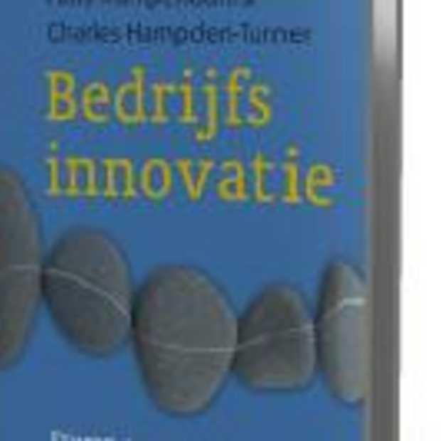 Maak kans op het boek Bedrijfsinnovatie