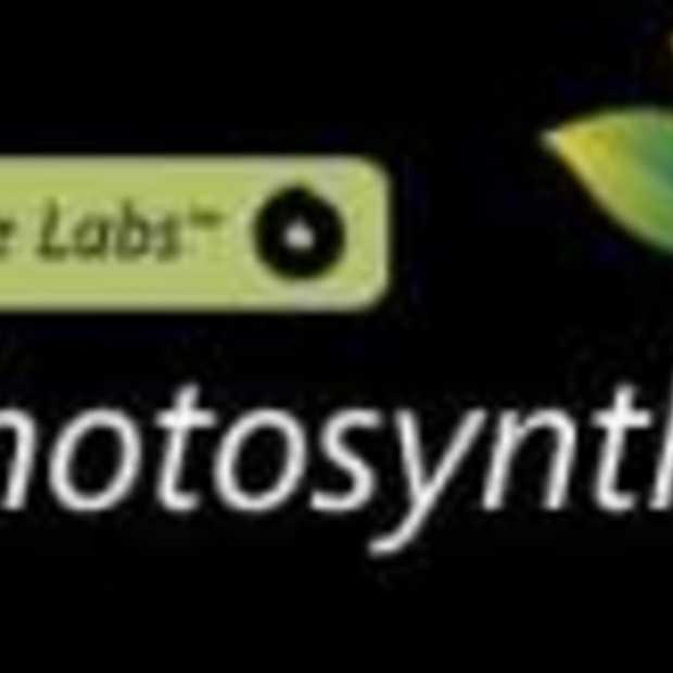 Maak nu je eigen Photosynth